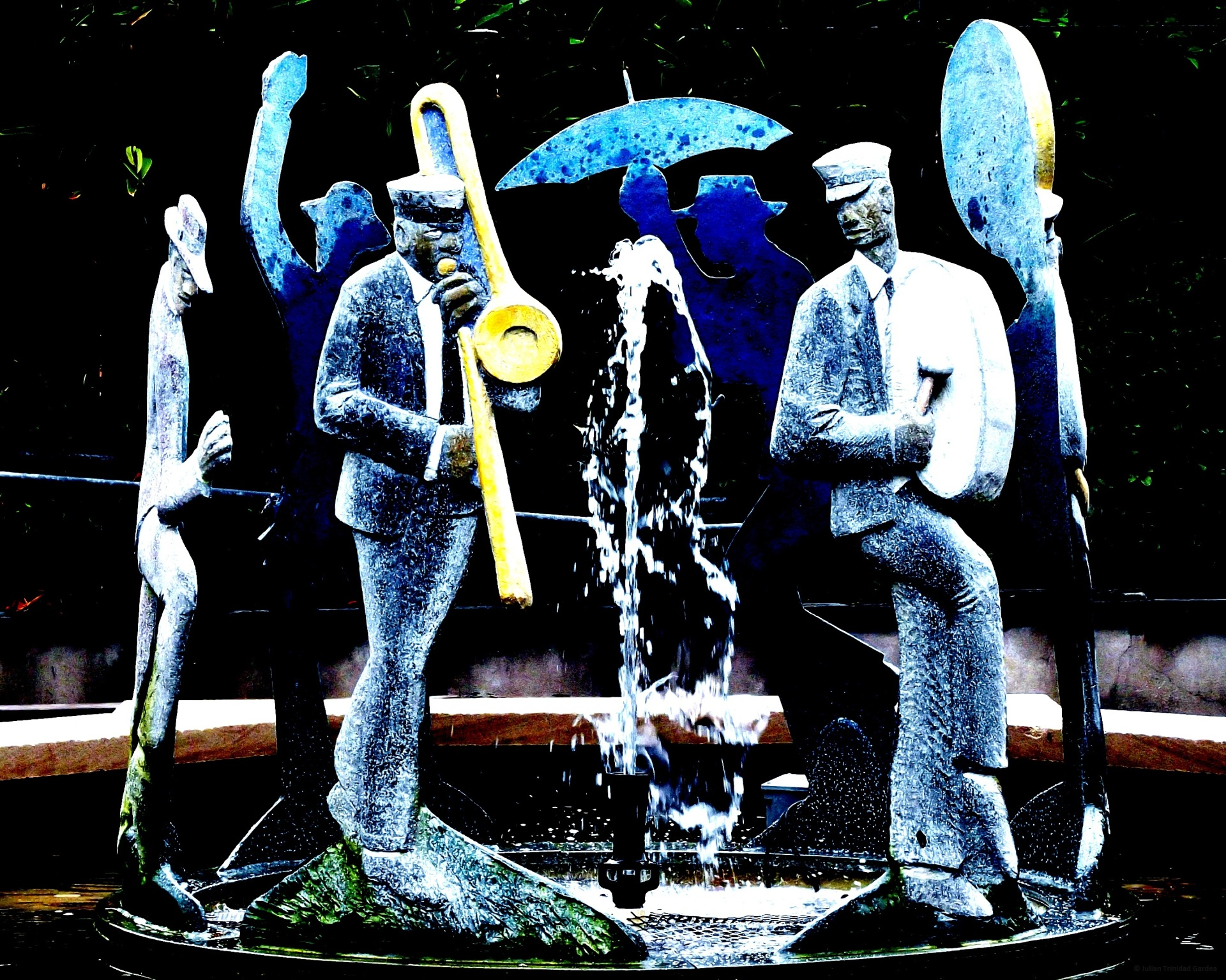 NOLA'S  FOUNTAIN  BOYS
